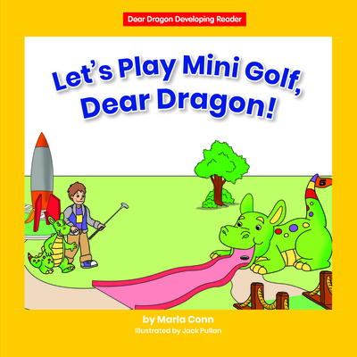 Let's Play Mini Golf, Dear Dragon! Cover Image