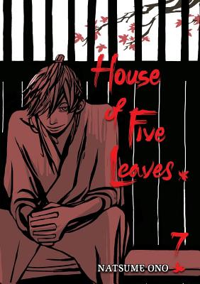 House of Five Leaves, Volume 7 Cover