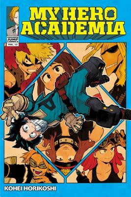 My Hero Academia, Vol. 12: The Test (My Hero Academia  #12) Cover Image