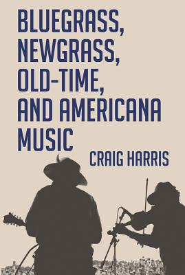 Bluegrass, Newgrass, Old-Time, and Americana Music Cover Image