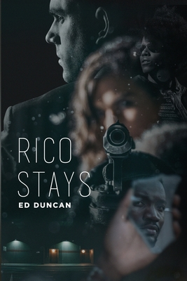 Rico Stays: Large Print Edition Cover Image