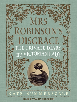 Mrs. Robinson's Disgrace Cover