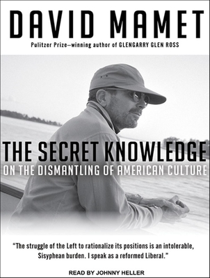 The Secret Knowledge Cover