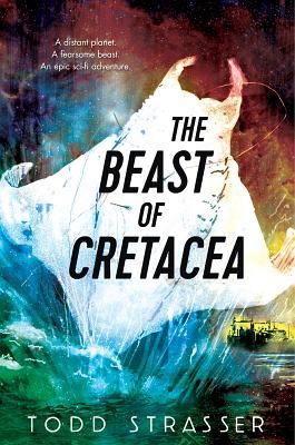 The Beast of Cretacea Cover