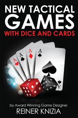 Cover for New Tactical Games With Dice And Cards