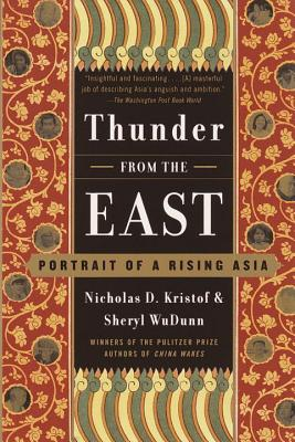 Thunder from the East Cover