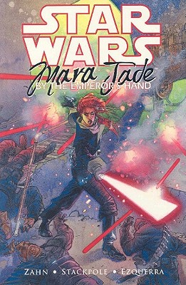 Star Wars: Mara Jade: By the Emperor's Hand Cover Image