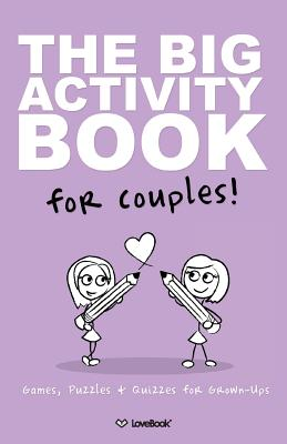 The Big Activity Book For Lesbian Couples Cover Image