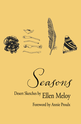 Seasons: Desert Sketches Cover Image