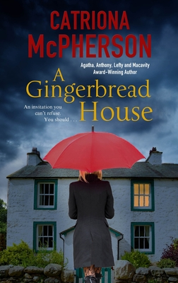 Cover for A Gingerbread House