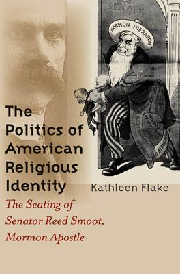 The Politics of American Religious Identity Cover
