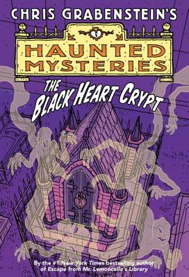 The Black Heart Crypt Cover