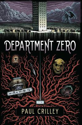 Department Zero Cover