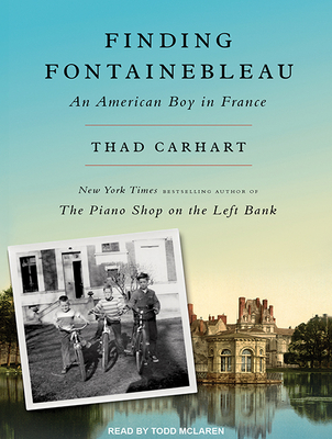 Finding Fontainebleau: An American Boy in France cover