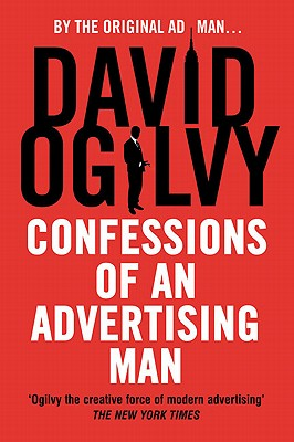 Cover for Confessions of an Advertising Man