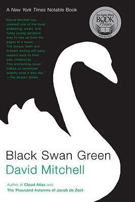 Black Swan Green: A Novel Cover Image