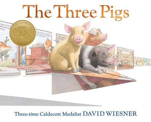 The Three Pigs Cover Image