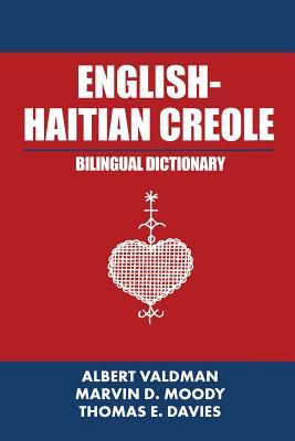 English-Haitian Creole Bilingual Dictionary Cover Image