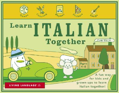 Learn Italian Together Cover