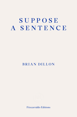Suppose a Sentence Cover Image