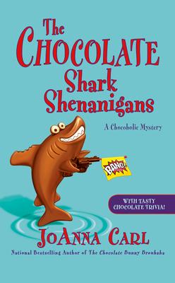 The Chocolate Shark Shenanigans (Chocoholic Mystery #17) Cover Image
