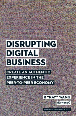 Cover for Disrupting Digital Business