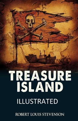 Treasure Island Illustrated Cover Image