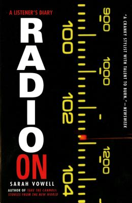 Radio On: A Listener's Diary Cover Image