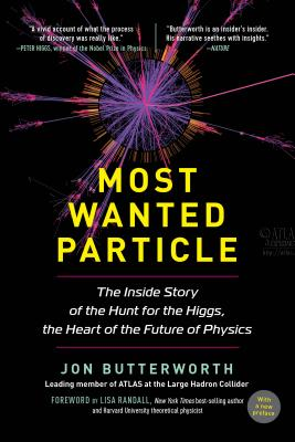 Cover for Most Wanted Particle