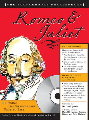 Romeo & Juliet [With CD] Cover Image