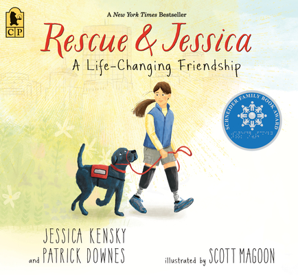 Rescue and Jessica: A Life-Changing Friendship Cover Image