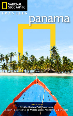 National Geographic Traveler: Panama, 3rd Edition Cover Image