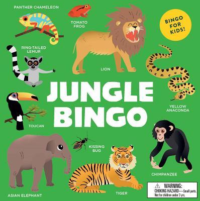 Jungle Bingo Cover Image