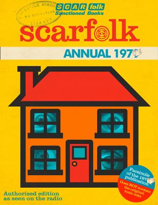 The Scarfolk Annual Cover Image