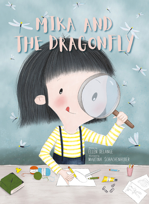 Cover for Mika and the Dragonfly