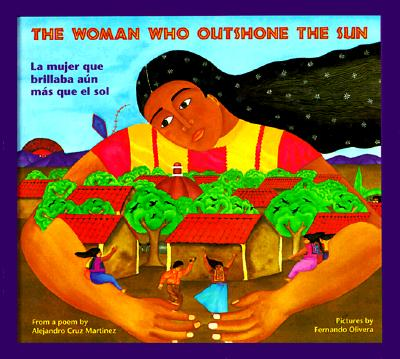 The Woman Who Outshone the Sun Cover