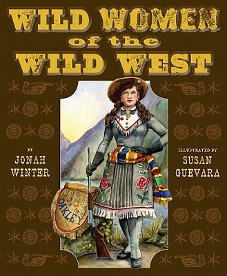Wild Women of the Wild West Cover