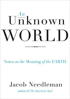An Unknown World Cover
