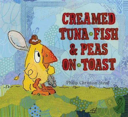 Creamed Tuna Fish & Peas on Toast Cover