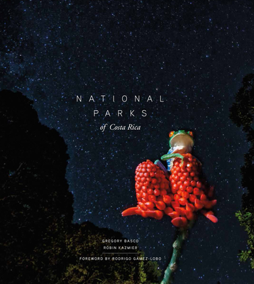 National Parks of Costa Rica (Zona Tropical Publications) Cover Image