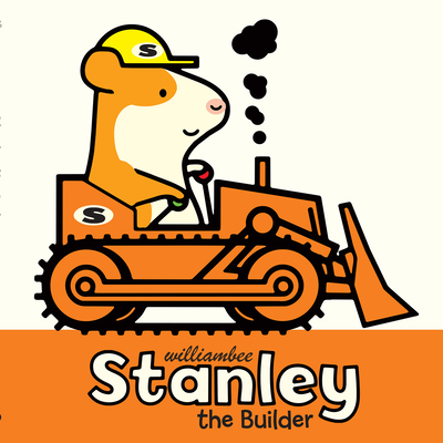 Stanley the Builder Cover