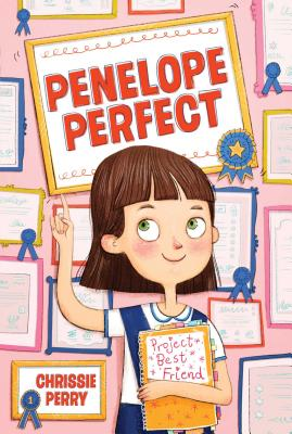 Cover for Project Best Friend (Penelope Perfect #1)