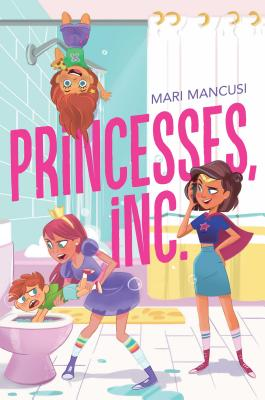 Princesses, Inc. (mix) Cover Image