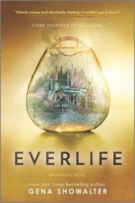 Cover for Everlife (Everlife Novel)