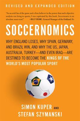 Soccernomics Cover