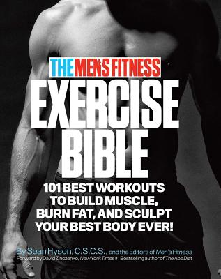 The Men's Fitness Exercise Bible Cover
