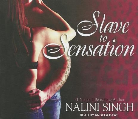 Slave to Sensation (Psy/Changeling Novels (Audio)) Cover Image