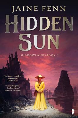 Cover for Hidden Sun