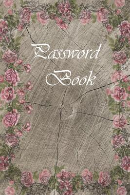 Password Book: : Leaves: Life Is Too Short: Large-Format Internet Address & Password Logbook Cover Image
