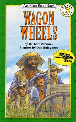 Wagon Wheels Book and Tape Cover
